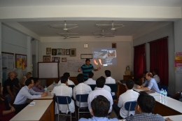 Lectures for surgical staff