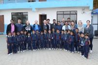 English school for Neverest Orthopaedic Home girls